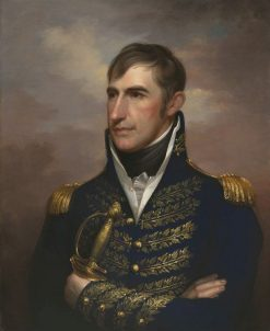 William Henry Harrison | Rembrandt Peale | Oil Painting