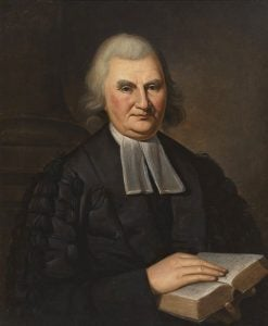 John Witherspoon (after Charles Willson Peale) | Rembrandt Peale | Oil Painting