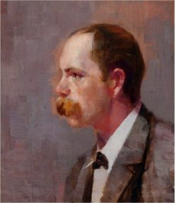 James T. Donovan | Tom Roberts | Oil Painting