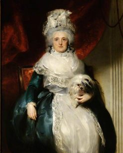 Countess of Oxford | Thomas Lawrence | Oil Painting