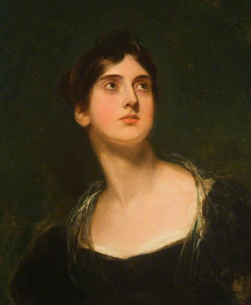 The Countess of Aberdeen   Thomas Lawrence   Oil Painting