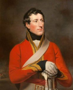 Captain Henry Gee Boulders Barnard | William Owen | Oil Painting