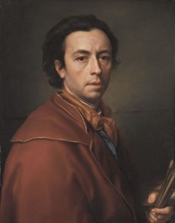 Self-Portrait | Anton Raphael Mengs | Oil Painting