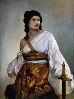 Judith | August Riedel | Oil Painting