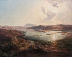 Kopaissee | Carl Rottmann | Oil Painting