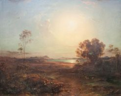 Aulis | Carl Rottmann | Oil Painting