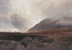 Hochmoor in Oberbayern | Josef Wenglein | Oil Painting