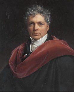 Friedrich Wilhelm Joseph von Schelling | Joseph Karl Stieler | Oil Painting