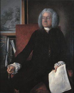 Preacher Tomkyns Price | Thomas Gainsborough | Oil Painting