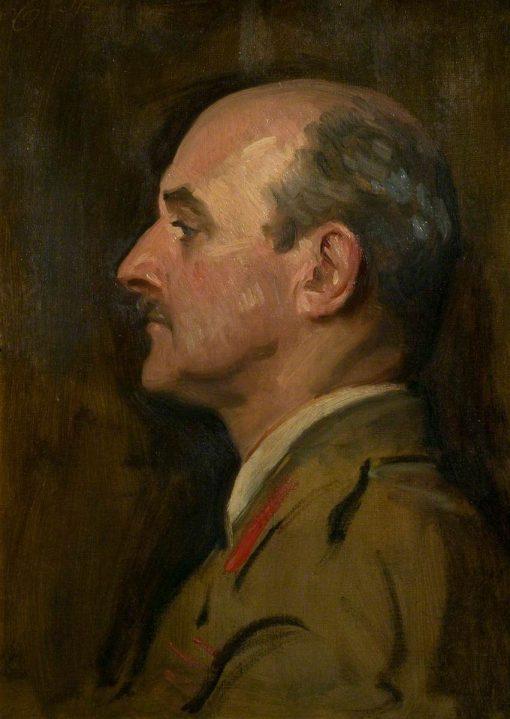 Field Marshal Viscount Allenby (1861-1936)