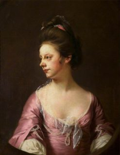 Miss Catherine Swindell | Joseph Wright of Derby | Oil Painting