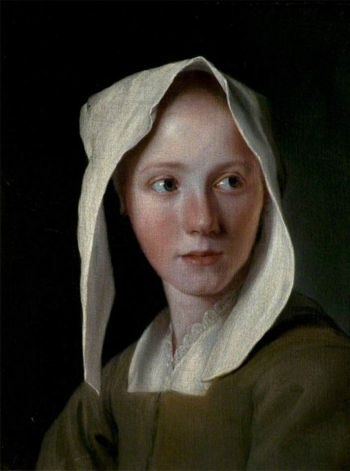 Portrait of a Girl | Michiel Sweerts | Oil Painting