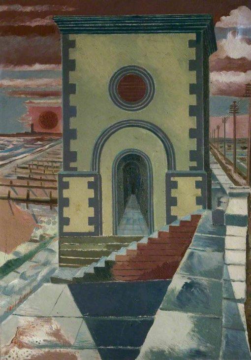 Nostalgic Landscape | Paul Nash | Oil Painting