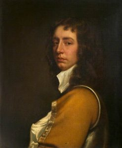 Sir Thomas Lee | Peter Lely | Oil Painting