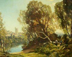 Avignon | Herbert Hughes Stanton | Oil Painting