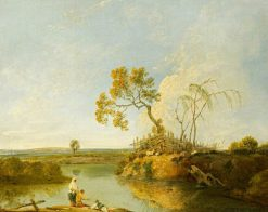 Backwater of the Severn | Richard Wilson