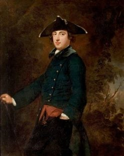 Admiral the Hon. John Byron | Sir Joshua Reynolds | Oil Painting