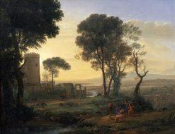 Classical Landscape | Claude Lorrain | Oil Painting