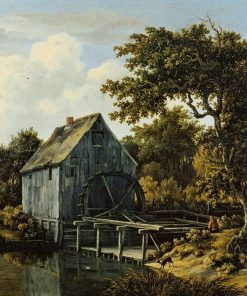 Watermill | Meindert Hobbema | Oil Painting