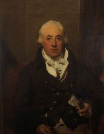Samuel Edwards | Thomas Lawrence | Oil Painting