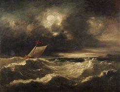 Seascape | John Crome | Oil Painting