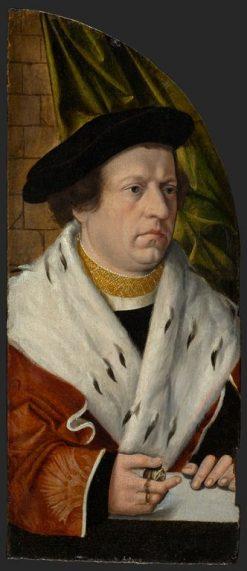 Peter Heiman | Bartholomaeus Bruyn the Elder | Oil Painting
