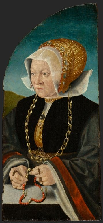 Sibilla Kessel | Bartholomaeus Bruyn the Elder | Oil Painting