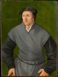 Portrait of a Man | Hans Muelich | Oil Painting