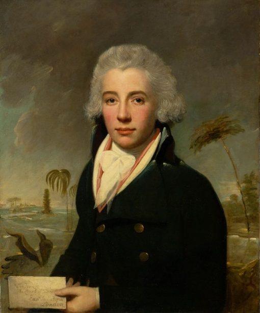 The Honourable Sherson | John Hoppner | Oil Painting