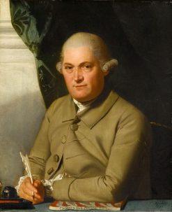 John Burgwin (1731-1803) | John Singleton Copley | Oil Painting