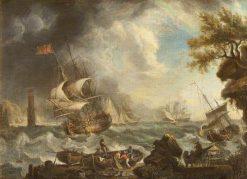 Seascape | Claude Joseph Vernet | Oil Painting