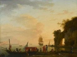 The Bay of Naples | Claude Joseph Vernet | Oil Painting