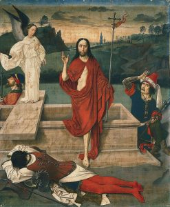 Resurrection | Dieric Bouts | Oil Painting