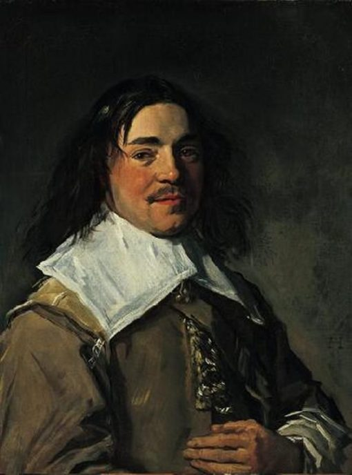 Portrait of a Young Man   Frans Hals   Oil Painting