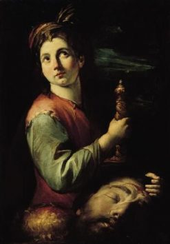 David with the Head of Goliath | Gioacchino Assereto | Oil Painting