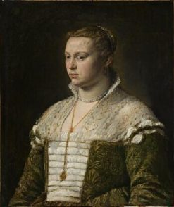 Portrait of a Lady | Jacopo Bassano | Oil Painting