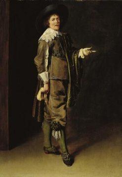 Portrait of a Gentleman | Jan Miense Molenaer | Oil Painting