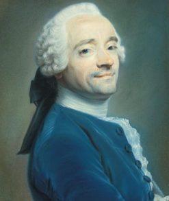 Self-Portrait | Maurice Quentin de La Tour | Oil Painting