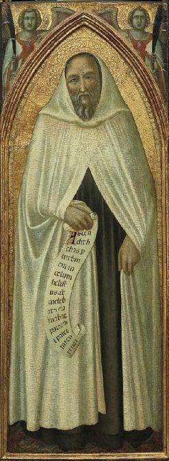 The Prophet Elisha | Pietro Lorenzetti | Oil Painting