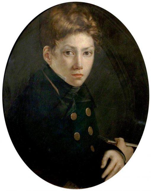 Self Portrait | Richard Parkes Bonington | Oil Painting