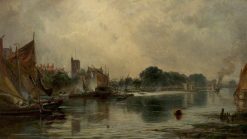 The Thames at Chiswick