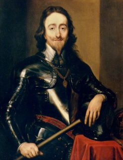 Charles I | Anthony van Dyck | Oil Painting