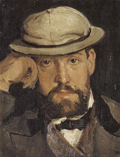 Portrait of Jules Denneulin