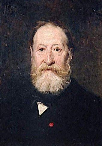 Portrait of Edouard Reynart   Charles Auguste Emile Durand   Oil Painting