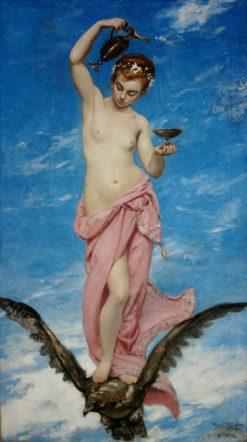 Hébé | Charles Auguste Emile Durand | Oil Painting