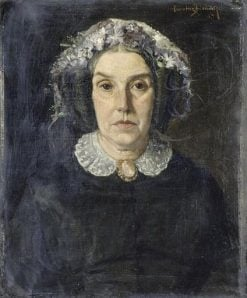 Portrait of Madame Morrisson | Charles Auguste Emile Durand | Oil Painting