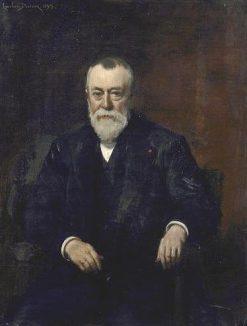 Portrait of Leonard Danel | Charles Auguste Emile Durand | Oil Painting