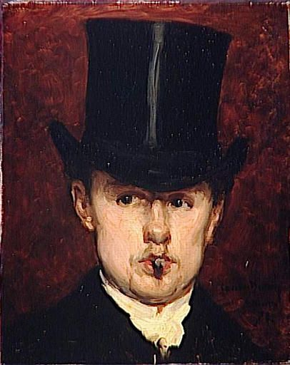 Portrait of Gustave Tempelaere (1840-1904) | Charles Auguste Emile Durand | Oil Painting