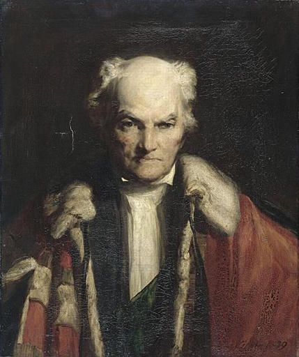 Portrait of Thomas
