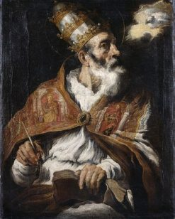 Saint Gregory | Domenico Fetti | Oil Painting